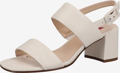 Högl Sandale in weiß, Produktansicht