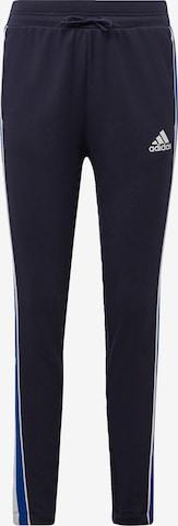 ADIDAS PERFORMANCE Sporthose in Blau