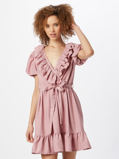 Rochie Trendyol pe roz pal, Vizualizare model