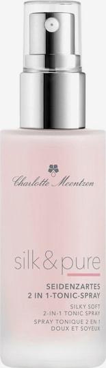 Charlotte Meentzen Gesichtsspray 'Silk & Pure' in rosa, Produktansicht