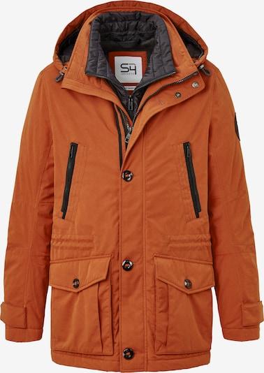 S4 Jackets Jacke in orange, Produktansicht