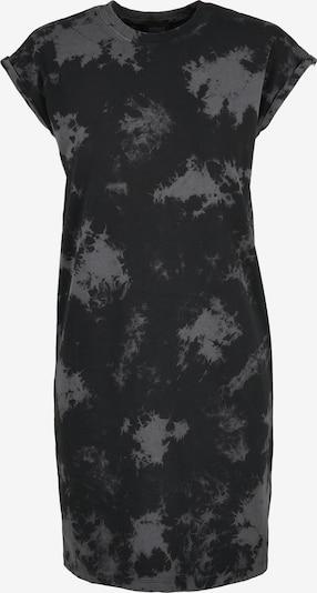 Urban Classics Kleid in grau / schwarz, Produktansicht