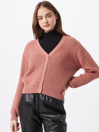 ONLY Cardigan 'Sookie Melton' en rose, Vue avec modèle