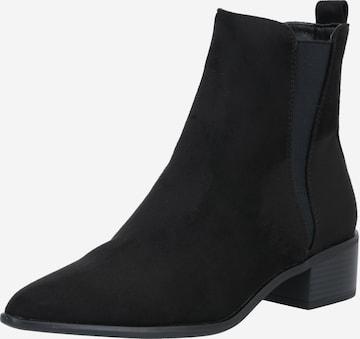 HAJO Chelsea Boots 'Jona' in Schwarz