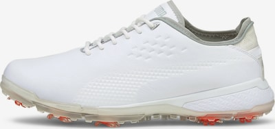 PUMA Chaussure de sport en gris / blanc, Vue avec produit