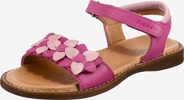 Froddo Sandalen in Lila