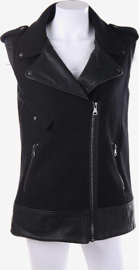 ZARA Vest in S in Black, Item view