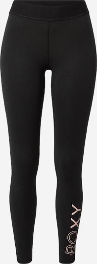 ROXY Športové nohavice 'DO THE JAZZ' - pastelovo ružová / čierna, Produkt