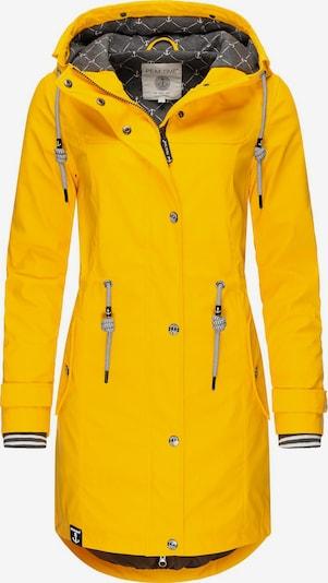 Cappotto di mezza stagione 'L60042' Peak Time di colore giallo, Visualizzazione prodotti