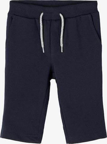 Pantaloni 'Vermo' de la NAME IT pe albastru