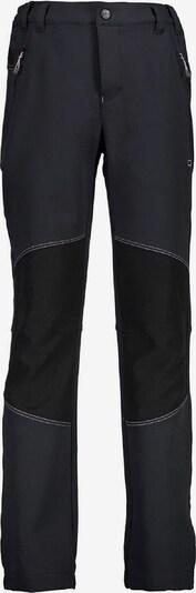 CMP Sporthose 'PANT 65BB ANTRACITE-NERO' in schwarz, Produktansicht