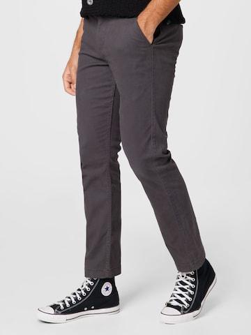 Pantalon chino 'Danie' Kronstadt en gris