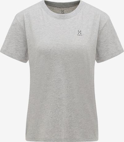 Haglöfs Functioneel shirt 'Camp' in de kleur Grijs / Lichtgrijs, Productweergave