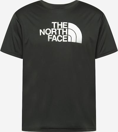 THE NORTH FACE Koszulka funkcyjna 'REAXION' w kolorze czarny / białym, Podgląd produktu
