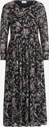 Vera Mont Maxikleid mit Muster in schwarz / weiß, Produktansicht