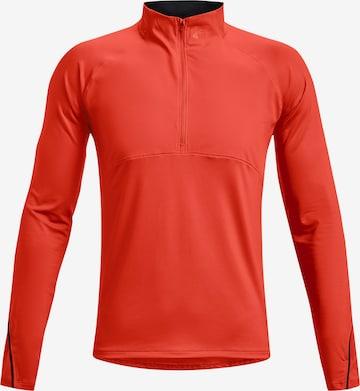 UNDER ARMOUR Performance Shirt in Orange