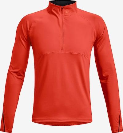 UNDER ARMOUR Functioneel shirt ' Qualifier ' in de kleur Oranjerood, Productweergave