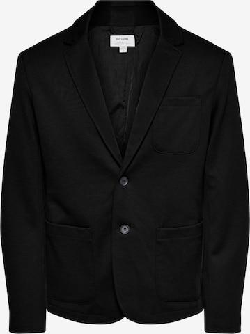 Veste de costume 'MARK' Only & Sons en noir