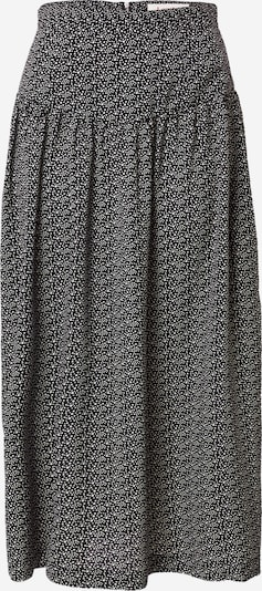 Louche Skirt 'Yassin Galaxy Dot' in Black / White, Item view