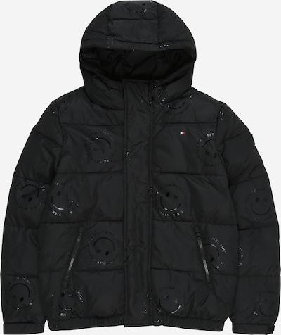 TOMMY HILFIGER Chaqueta de invierno en mezcla de colores / negro, Vista del producto