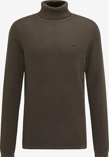 TUFFSKULL Pull-over en marron, Vue avec produit