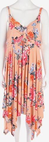BODYFLIRT Dress in XXL-XXXL in Beige