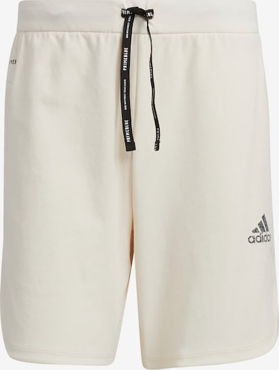 ADIDAS PERFORMANCE Shorts in weiß, Produktansicht