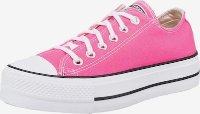 CONVERSE Sneakers laag 'Chuck Taylor All Star' in de kleur Pink / Zwart / Wit, Productweergave