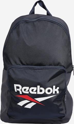 Reebok Sport Rucksack in Blau