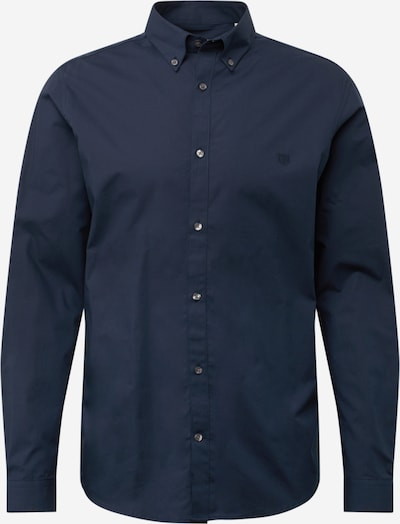 JACK & JONES Koszula w kolorze ciemny niebieskim, Podgląd produktu