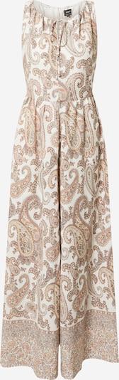 Bardot Jumpsuit i beige / lyserød / hvid, Produktvisning