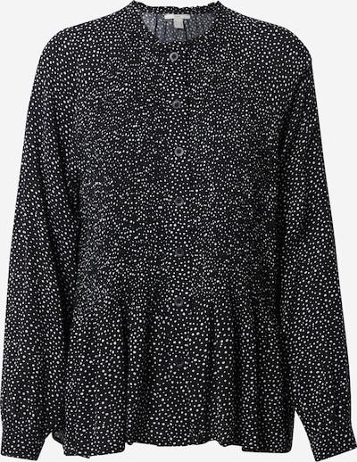 Camicia da donna EDC BY ESPRIT di colore nero / bianco, Visualizzazione prodotti