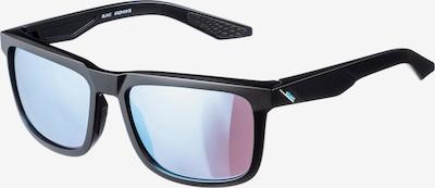 ride100percent Sportsonnenbrille 'Blake' in schwarz, Produktansicht