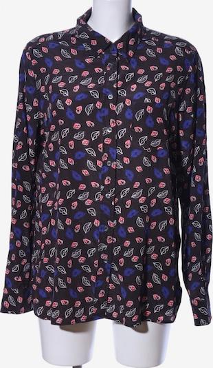 Jadicted Hemd-Bluse in L in blau / rot / schwarz, Produktansicht