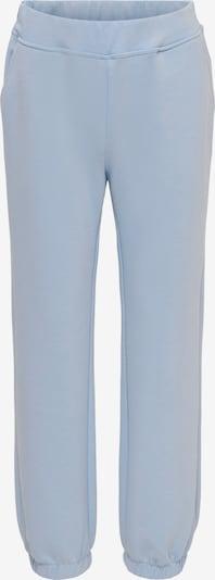 KIDS ONLY Pantalon 'SCARLETT' en bleu clair, Vue avec produit