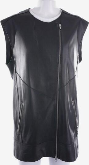 MUUBAA Lederweste in M in schwarz, Produktansicht