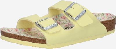 Sandalo 'Arizona' BIRKENSTOCK di colore giallo chiaro, Visualizzazione prodotti