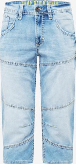 CAMP DAVID Džinsi zils džinss, Preces skats