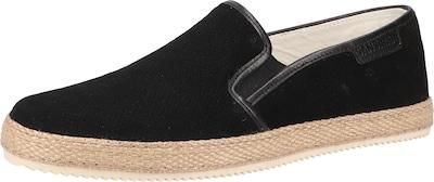 SANSIBAR Slipper in schwarz, Produktansicht