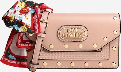 Love Moschino Torba za čez ramo | zlata / roza barva, Prikaz izdelka