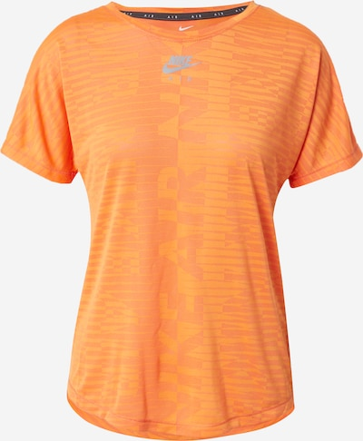 NIKE T-shirt fonctionnel en orange / orange clair, Vue avec produit