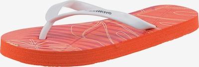 AquaWave Badelatschen in orange, Produktansicht