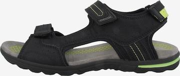 Sandales GEOX en noir