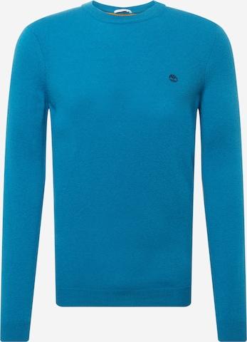 TIMBERLAND Sweter w kolorze niebieski