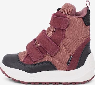 WODEN Laarzen ' Adrian Boot Kids ' in de kleur Bruin / Oudroze, Productweergave