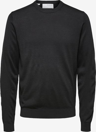SELECTED HOMME Pullover 'Town' in schwarz, Produktansicht