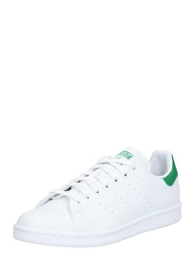 ADIDAS ORIGINALS Sneaker 'Stan Smith' in grün / weiß
