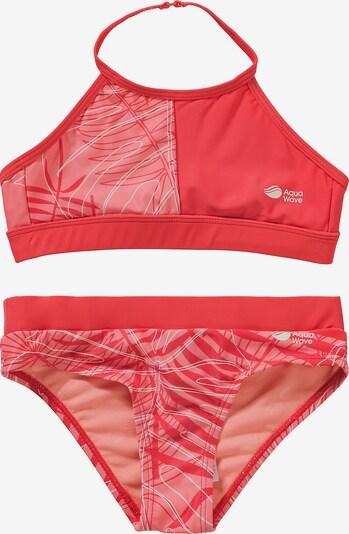 AquaWave Bikini in koralle / lachs, Produktansicht