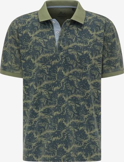 PIONEER Shirt in de kleur Olijfgroen / Spar, Productweergave