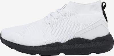 Superdry Chaussure de course 'Agile' en noir / blanc, Vue avec produit